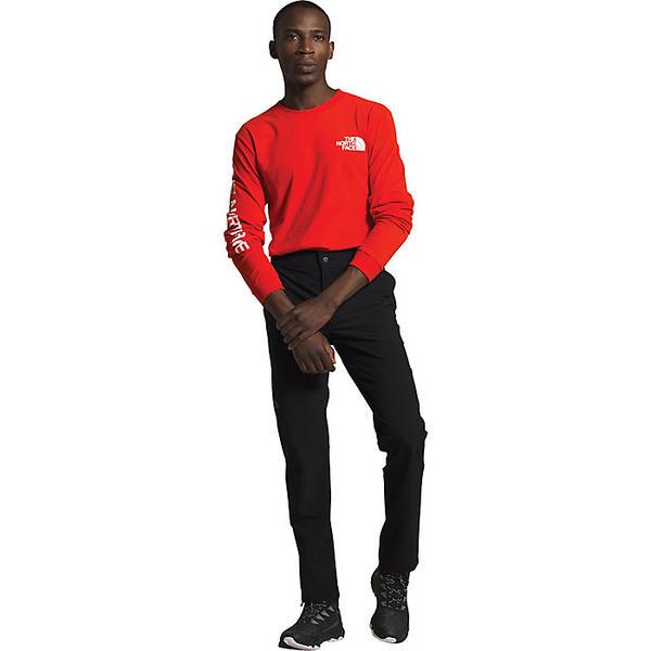 【マラソン ポイント10倍】(取寄)ノースフェイス メンズ メンズ パラマウント アクティブ パンツ The North Face Men's Paramount Active Pant TNF Black