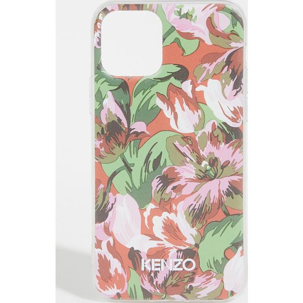 (取寄)ケンゾー ケンゾー x バンズ アイフォン 11 プロ ケース KENZO KENZO X Vans iPhone 11 Pro Case MediumRed