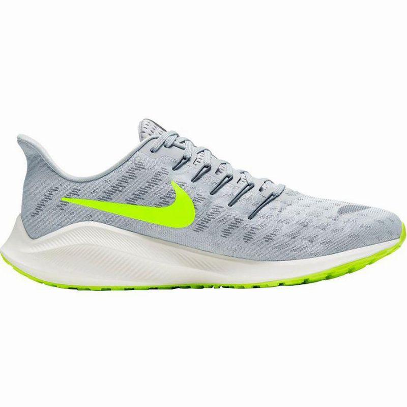 (取寄)ナイキ メンズ エアー ズーム ボメロ 14 ランニング シューズ Nike Men's Air Zoom Vomero 14 Running Shoe Running Shoes Grey Fog/Sail-Smoke Grey-Volt