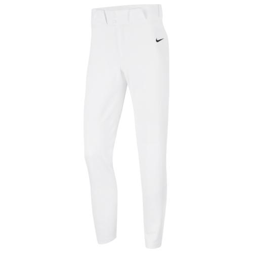 (取寄)ナイキ メンズ ヴェイパー セレクト ベースボール パンツ Nike Men's Vapor Select Baseball Pants White Black 送料無料