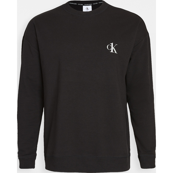 (取寄)カルバンクライン アンダーウェア ロングスリーブ スウェットシャツ Calvin Klein Underwear Long-Sleeve Sweatshirt Black