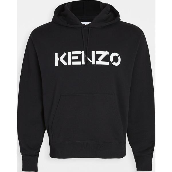 (取寄)ケンゾー ケンゾー ロゴ クラシック フーディ KENZO Kenzo Logo Classic Hoodie Black