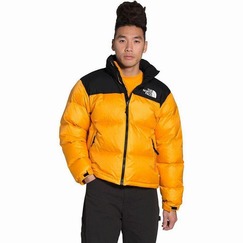 (取寄)ノースフェイス メンズ 1996レトロ ヌプシ ジャケット The North Face Men's 1996 Retro Nuptse Jacket Summit Gold
