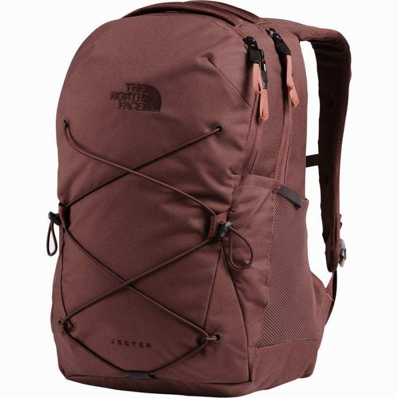 Women Purple/Pink Face Clay Backpack Jester バックパック (取寄)ノースフェイス レディース Marron ジェスター The North 22L 22L