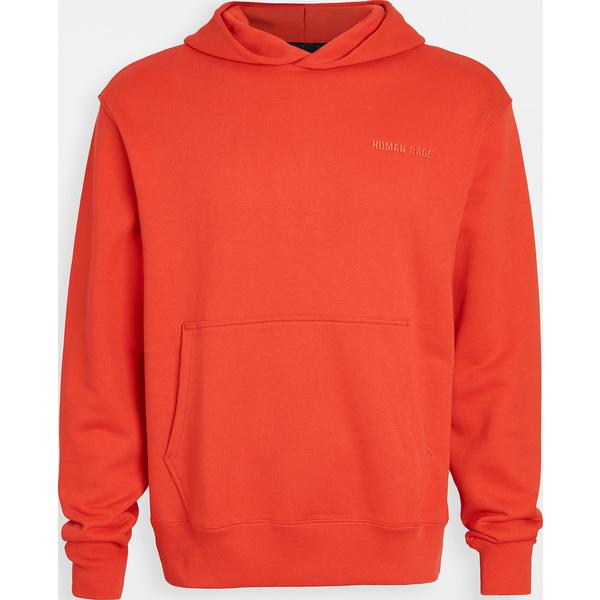 (取寄)アディダス メンズ x ファレル ウィリアムズ ベーシックス フーディ adidas Men's x Pharrell Williams Basics Hoodie ActiveRed