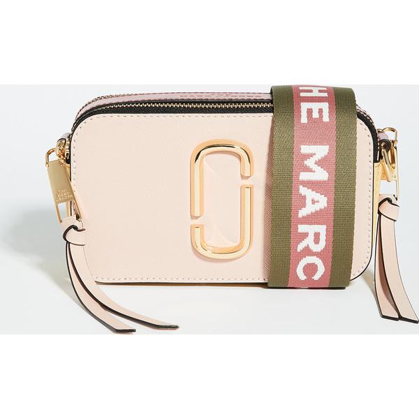 (取寄)マークジェイコブス スナップショット バッグ The Marc Jacobs Snapshot Bag NewRoseMulti