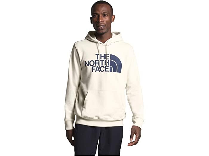 (取寄)ノースフェイス メンズ ハーフ ドーム プルオーバー フーディ The North Face Men's Half Dome Pullover Hoodie Vintage White