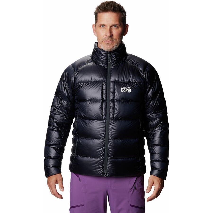 (取寄)マウンテンハードウェア メンズ ファントム ダウン ジャケット Mountain Hardwear Men's Phantom Down Jacket Dark Storm