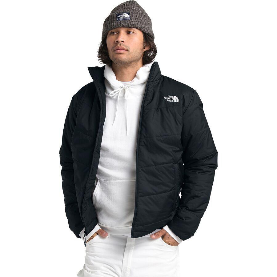 (取寄)ノースフェイス メンズ ジャンクション インサレーテッド ジャケット The North Face Men's Junction Insulated Jacket Tnf Black