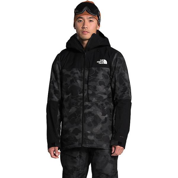 (取寄)ノースフェイス メンズ サーモボール エコ スノー トリクライメイト ジャケット The North Face Men's ThermoBall Eco Snow Triclimate Jacket TNF Black Tonal Duck Camo Print / TNF Black 送料無料