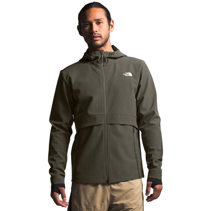 (取寄)ノースフェイス メンズ タクティカル フラッシュ ジャケット The North Face Men's Tactical Flash Jacket New Taupe Green