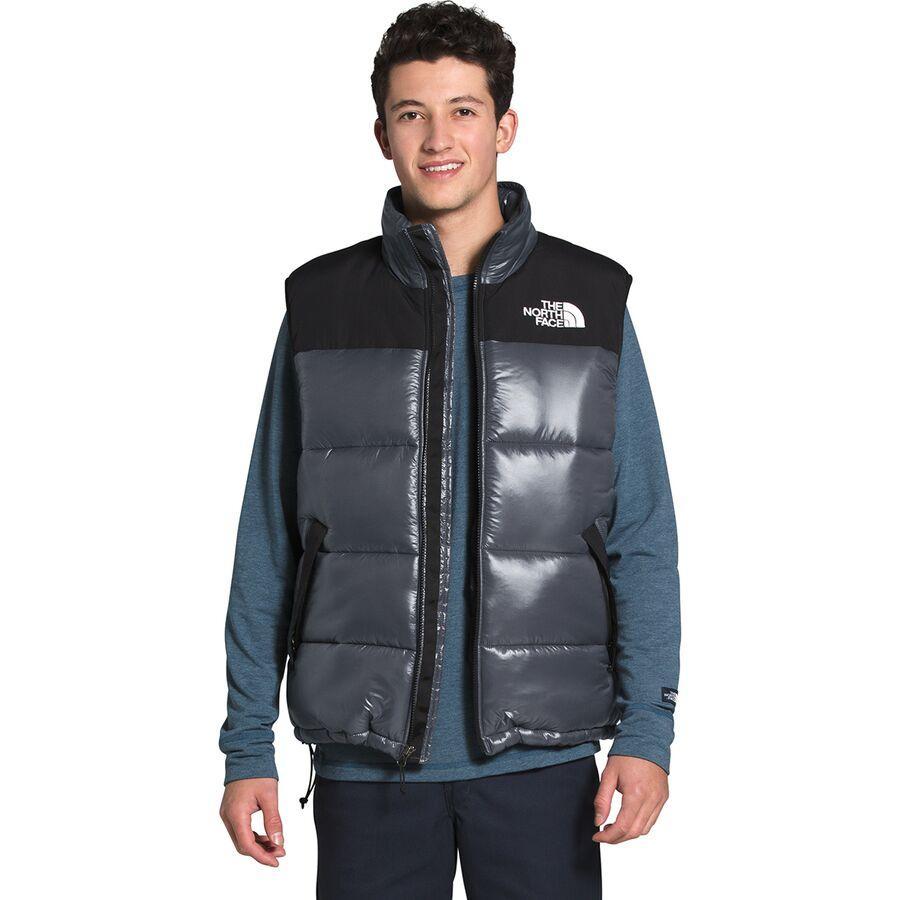 (取寄)ノースフェイス メンズ HMLYN インサレーテッド ベスト The North Face Men's HMLYN Insulated Vest Vanadis Grey