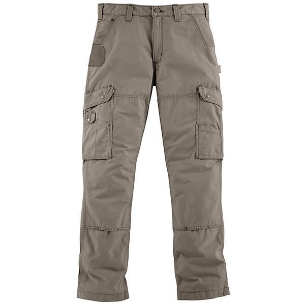 (取寄)カーハート メンズ リップストップ カーゴ ワーク パンツ Carhartt Men's Ripstop Cargo Work Pant Desert