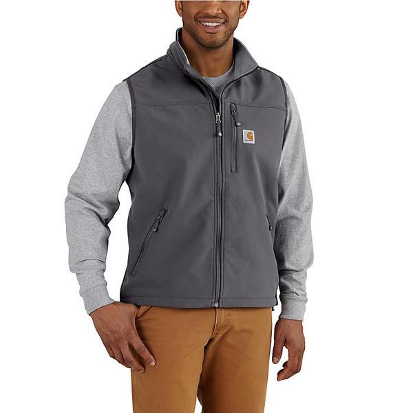 (取寄)カーハート メンズ デンウッド ベスト Carhartt Men's Denwood Vest Charcoal