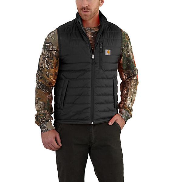 (取寄)カーハート メンズ ギリアム ベスト Carhartt Men's Gilliam Vest Black