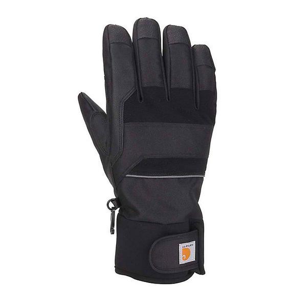 Carhartt カーハート 手袋 アームウォーマー ブランド カジュアル ストリート アウトドア スポーツ メンズ フレクサー 送料無料 グローブ Glove メーカー在庫限り品 取寄 ビックサイズ Flexer セール 登場から人気沸騰 大きいサイズ Men's Black