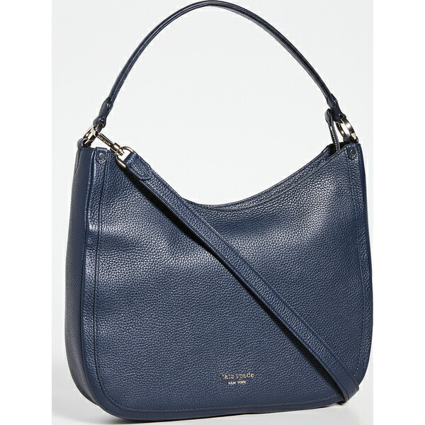 Roulette Large BlazerBlue Hobo (取寄)ケイトスペード York New ラージ Kate Spade Bag ルーレット バッグ ホーボー
