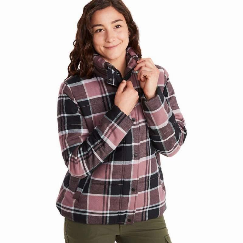 (取寄)マーモット レディース ラニガン インサレーテッド ジャケット Marmot Women Lanigan Insulated Jacket Dream State