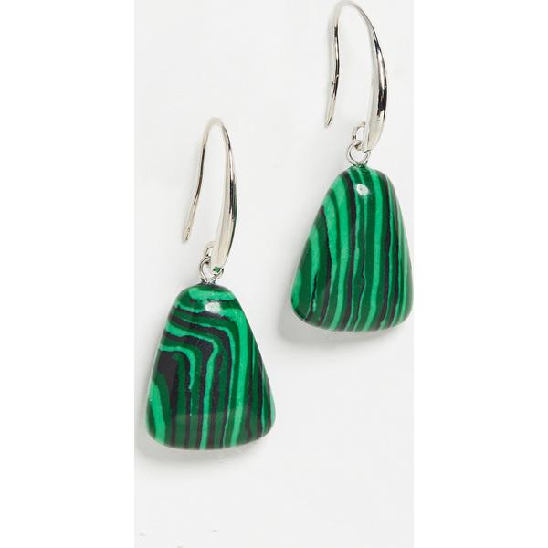 (取寄)シャシ ヴェルデ ピアス SHASHI Verde Earrings Green