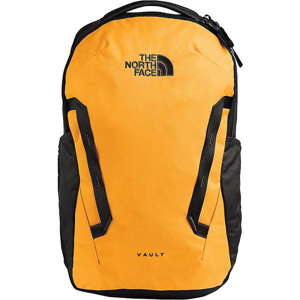 (取寄)ノースフェイス ボルト バックパック The North Face Vault Backpack Summit Gold / TNF Black