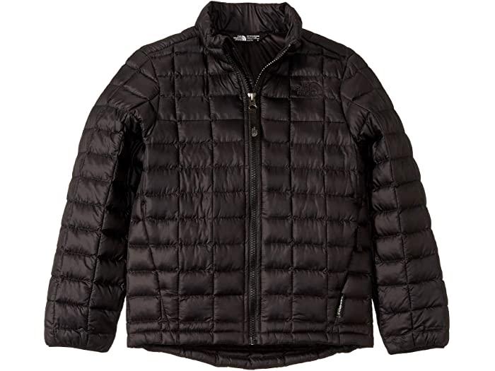 (取寄)ノースフェイス キッズ サーモボール エコ ジャケット (リトル キッズ/ビッグ キッズ) The North Face Kid's ThermoBall Eco Jacket (Little Kids/Big Kids) TNF Black