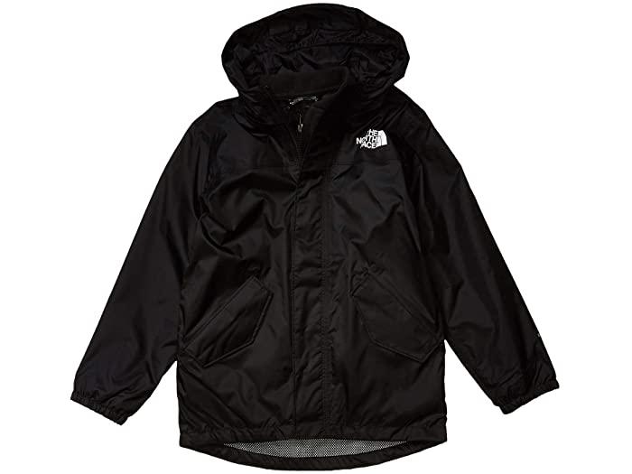 (取寄)ノースフェイス キッズ ストーミー レイン トリクライメイト (リトル キッズ/ビッグ キッズ) The North Face Kid's Stormy Rain Triclimate (Little Kids/Big Kids) TNF Black