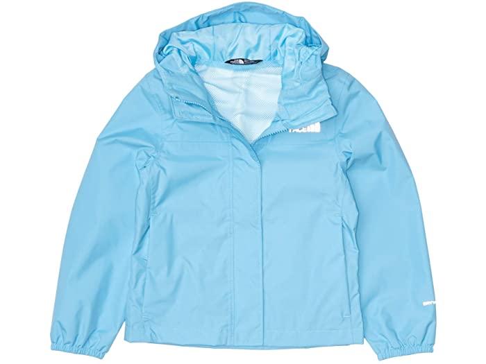 (取寄)ノースフェイス キッズ リゾルブ レイン ジャケット (リトル キッズ/ビッグ キッズ) The North Face Kid's Resolve Rain Jacket (Little Kids/Big Kids) Ethereal Blue