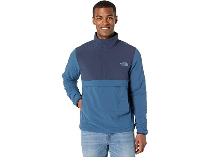 (取寄)ノースフェイス メンズ マウンテン スウェットシャツ 3.0 アノラック The North Face Men's Mountain Sweatshirt 3.0 Anorak Urban Navy/Blue Wing Teal