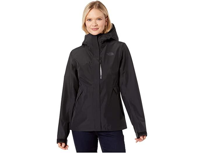 (取寄)ノースフェイス レディース ドリズル フューチャーライト ジャケット The North Face Women's Dryzzle Futurelight Jacket TNF Black