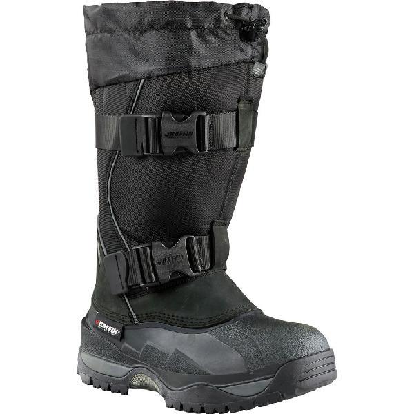 【マラソン ポイント10倍】(取寄)バフィン メンズ インパクト スノー ブーツ Baffin Men's Impact Snow Boot Black 【コンビニ受取対応商品】