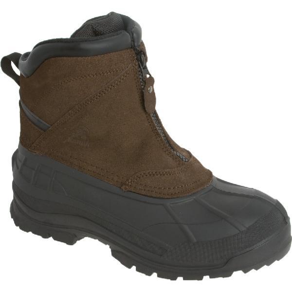 (取寄)カミック メンズ シャンプレーン 2 ブーツ Kamik Men's Champlain 2 Boot Dark Brown 【コンビニ受取対応商品】