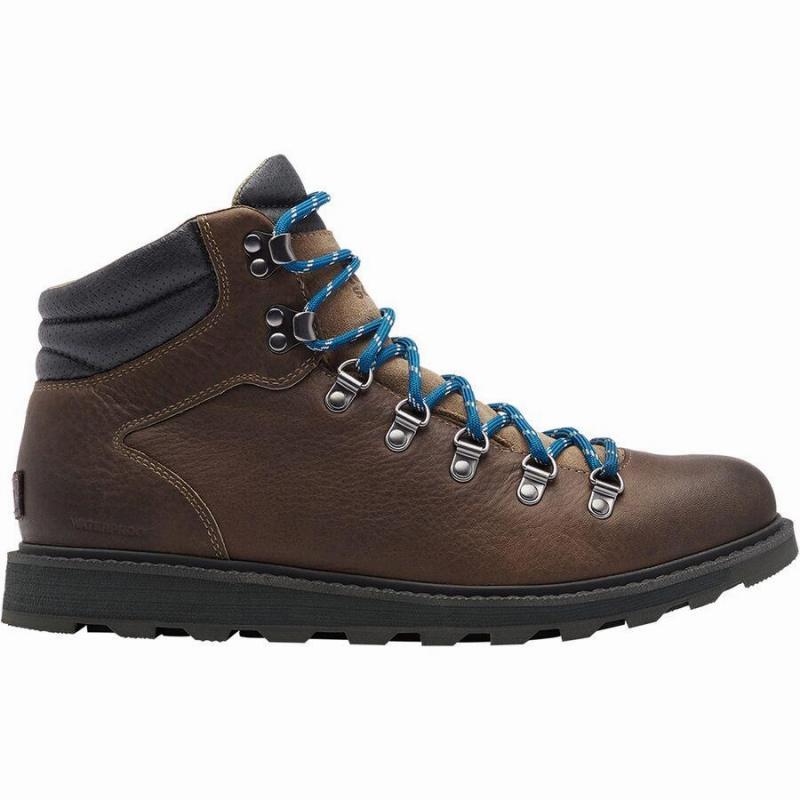 (取寄)ソレル メンズ マドソン ハイカー 2 WP ブーツ Sorel Men's Madson Hiker II WP Boot Saddle