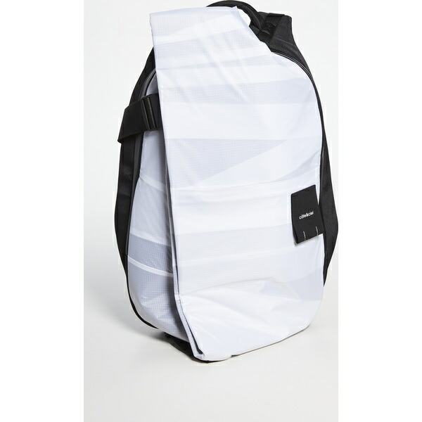 Cote Backpack Ciel Isar イザール White & ミディアム バックパック Medium (取寄)コートエシエル