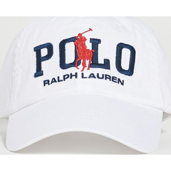 White クラシック Classic (取寄)ポロ キャップ Ralph チノ ラルフローレン Lauren Chino Cap Polo