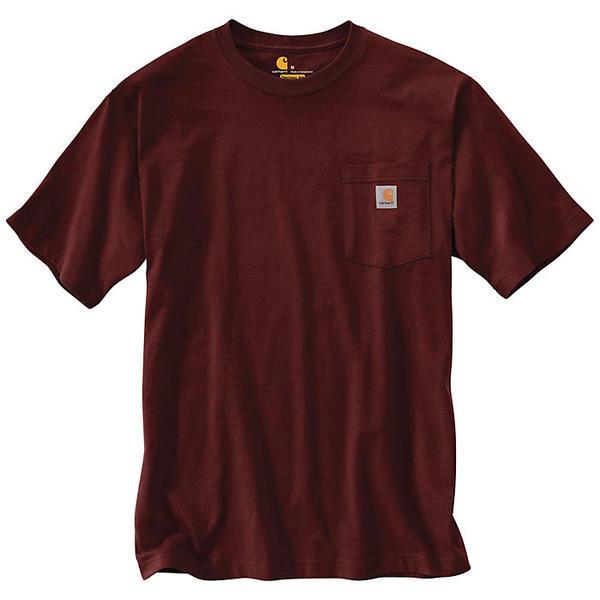 高級 Carhartt カーハート メンズ Tシャツ トップス カットソー ブランド カジュアル ファッション 大きいサイズ 取寄 ワークウェア Port Pocket SS Workwear ショートスリーブ 販売期間 限定のお得なタイムセール ポケット 送料無料 T Men's Shirt シャツ