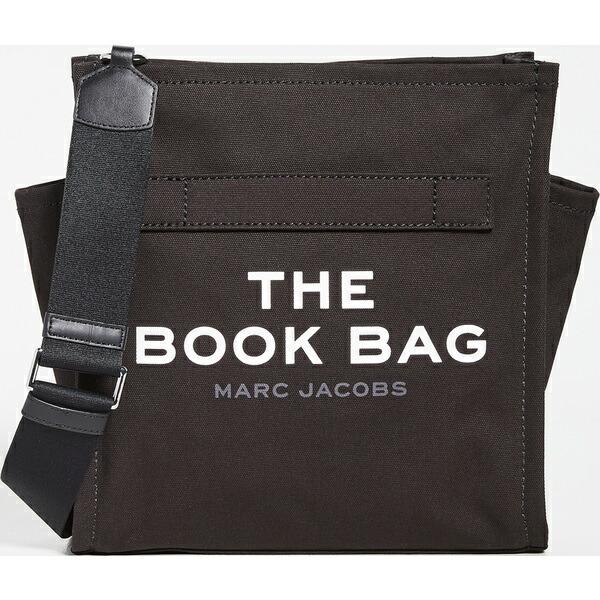 <title>Marc Jacobs マークジェイコブス ショルダーバッグ レディース 斜めがけ ブランド かわいい 鞄 トレンド bag ファッション 女性 正規品 取寄 ザ ブック バッグ The Book Bag Black</title>