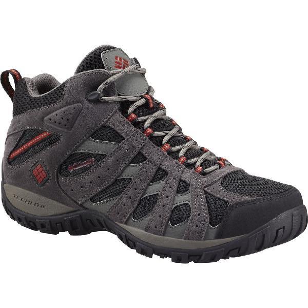 (取寄)コロンビア メンズ レドモンド ミッド ハイキング ブーツ Columbia Men's Redmond Mid Hiking Boot Black/Gypsy 【コンビニ受取対応商品】【outdoor_d19】