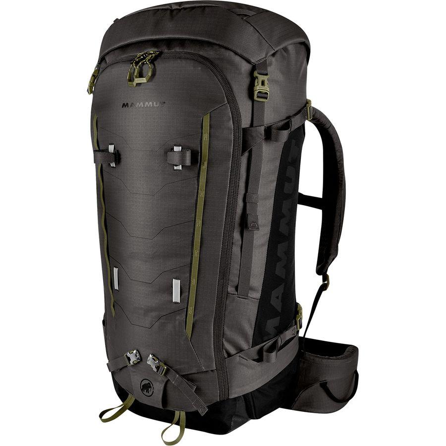 【限定特価】 (取寄)マムート (取寄)マムート バックパック Mammut Trion Spine 75L Trion Backpack Mammut Graphite/Black, eショップ カワシマ:2ddb4057 --- beautyflurry.com