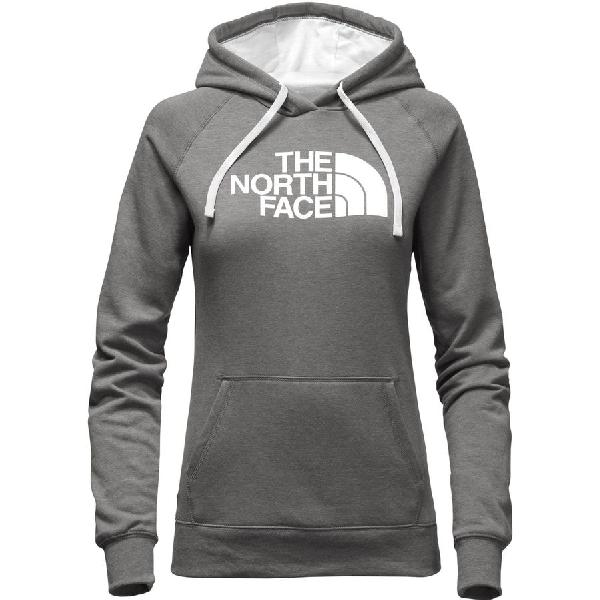 47d2c6687 reduced the north face grey hoodie womens 56a29 e66b9