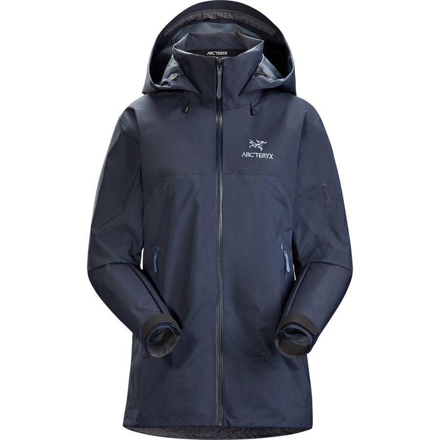 (取寄)アークテリクス ジャケット - レディース Arc'teryx Beta AR Jacket - Women's Kingfisher