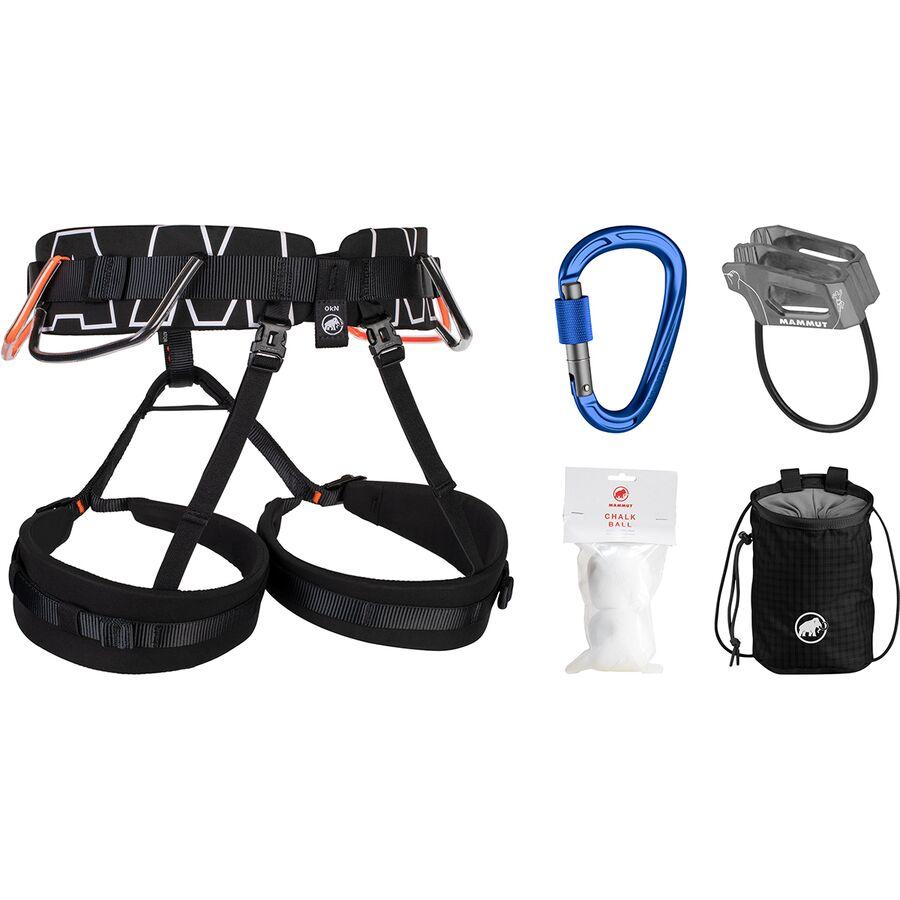 Mammut マムート ハーネス クライミング ボルダリング トレッキング 登山 アウトドア ブランド 大幅にプライスダウン ファッション Neutral Package パッケージ スライド トラベル Slide 4 取寄 返品送料無料 Climbing