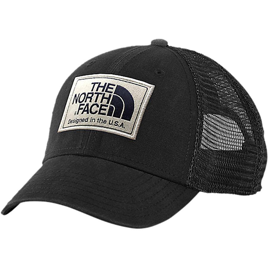 店 The North Face ノースフェイス 帽子 キャップ ブランド カジュアル ストリート アウトドア 取寄 Tnf ハット Men's - メンズ Mudder Hat トラッカー 感謝価格 Black Trucker マダー