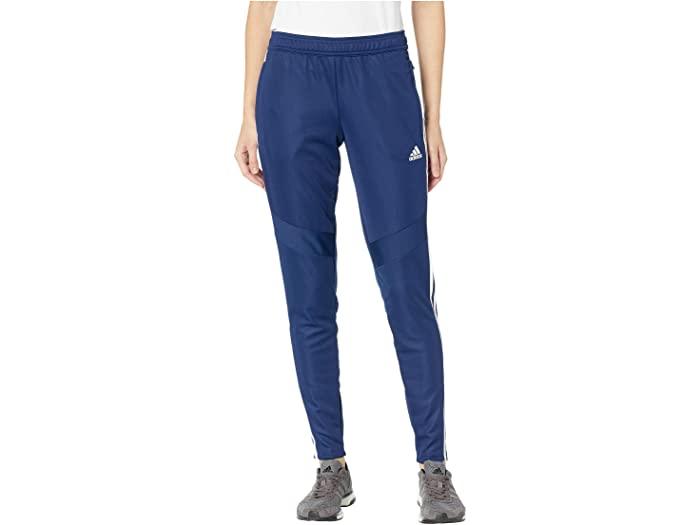 adidas アディダス レディース パンツ 長ズボン ロングパンツ ジャージ スポーツ ブランド トレーニング 女性 フィットネス 大きいサイズ White 取寄 '19 ビックサイズ Pants セールSALE%OFF 春の新作 Tiro Blue Women's ティロ Dark