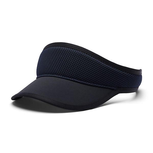Columbia 購入 コロンビア サンバイザー 帽子 キャップ 捧呈 ブランド 登山 アウトドア カジュアル 取寄 バイザー アップタウン Crest Visor Uptown クレスト Black ストリート