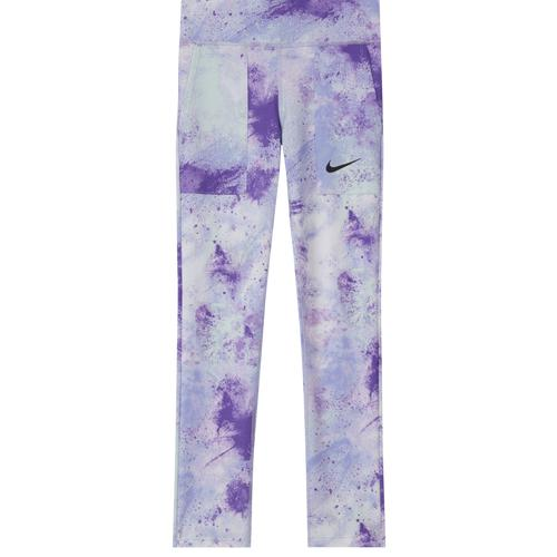 今だけスーパーセール限定 NIKE マーケット ナイキ ウェア ファッション ブランド 取寄 ガールズ ドライフィット ワン タイツ - グレード Dri-FIT Tights Wildberry Chalk School Purple Nike Girls Girls' Grade スクール One