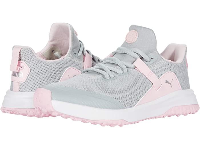 PUMA プーマ レディース ゴルフシューズ 推奨 靴 ブランド スポーツ 女性 大きいサイズ ビックサイズ カジュアル ファッション AL完売しました。 取寄 ゴルフ ガールズ Lady Girl's Big フュージョン キッズ リトル Fusion Pink Golf High-Rise Kid Evo ビッグ Little エボ