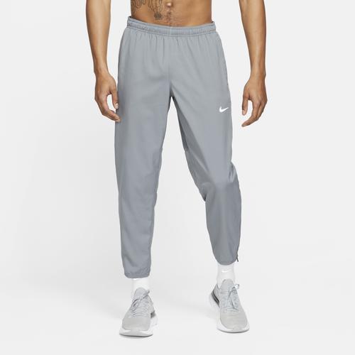 NIKE ナイキ パンツ ファッション ブランド (取寄)ナイキ メンズ ドライフィット チャレンジャー ウーブン パンツ Nike Men's Dri-Fit Challenger Woven Pants Smoke Grey Reflective Silver