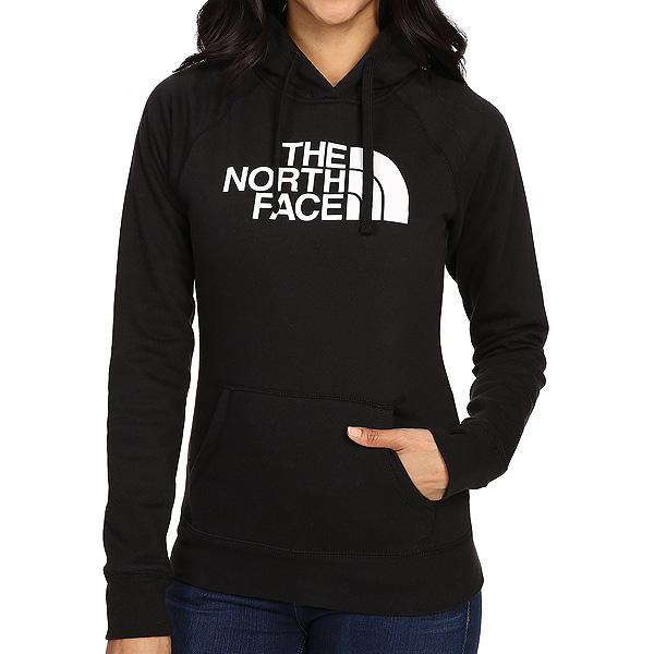 real womens north face black hoodie 02d3e 50803