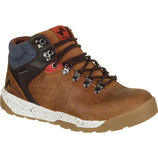 (取寄)Forsake メンズ トレイル ハイキング ブーツ Forsake Men's Trail Hiking Boot Tan 【コンビニ受取対応商品】