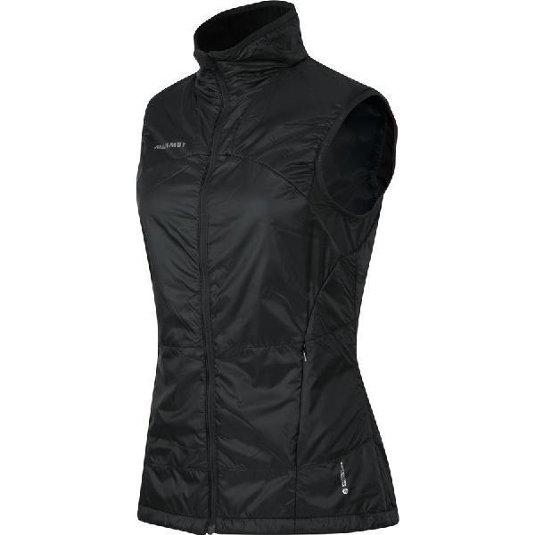 (取寄)マムート レディース ボタニカ サーモ インサレーテッド ベスト Mammut Women Botnica Thermo Insulated Vest Graphite